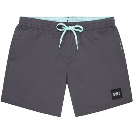 O'NEILL MENS SWIM SHORTS.NEW VERT DARK GREY HYPER DRY LINED BOARDIES 9S 24/8026